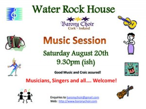 Barony Choir August Session